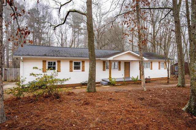 501 Hickory Lane, Pendleton, SC 29670 (MLS #20235389) :: Les Walden Real Estate