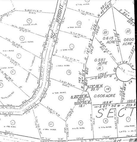 00 Nashmore Drive, Anderson, SC 29625 (MLS #20235393) :: Les Walden Real Estate