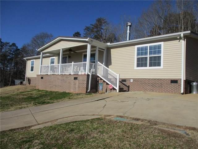 527 Concord Church Road, Pickens, SC 29671 (MLS #20235394) :: Les Walden Real Estate