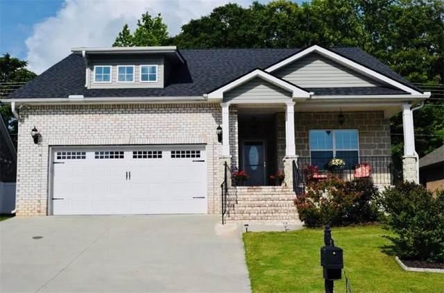 120 Prescott Drive, Anderson, SC 29621 (MLS #20235397) :: Les Walden Real Estate