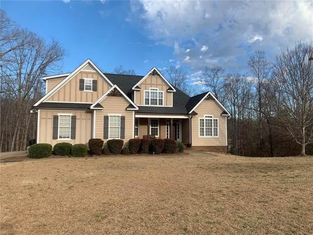 325 Edens Ridge Drive, Six Mile, SC 29682 (#20235404) :: Expert Real Estate Team