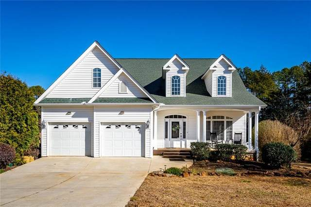 611 Bryant Crossing, West Union, SC 29696 (MLS #20235406) :: Les Walden Real Estate
