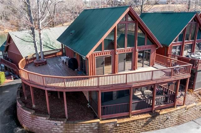 161 Harbour Point, Six Mile, SC 29682 (MLS #20235410) :: Les Walden Real Estate