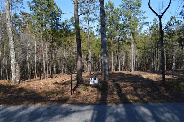Lot 1 Stokes Drive, Seneca, SC 29672 (MLS #20235417) :: Les Walden Real Estate