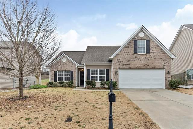 114 Norfolk Circle, Anderson, SC 29625 (MLS #20235420) :: Les Walden Real Estate