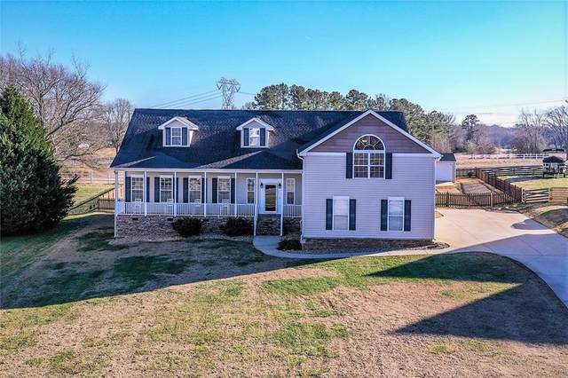 19 Exmoor Court, Pelzer, SC 29669 (MLS #20235421) :: The Powell Group
