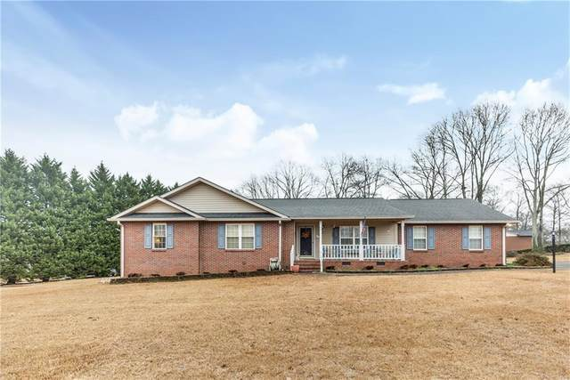 1108 Westgate Road, Anderson, SC 29626 (#20235425) :: Expert Real Estate Team