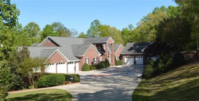 1558 Walters Road, Lavonia, GA 30553 (MLS #20235426) :: Lake Life Realty