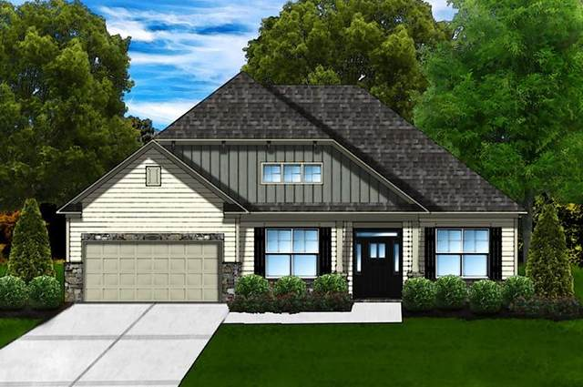 706 Bogey Boulevard, Seneca, SC 29678 (MLS #20235432) :: Les Walden Real Estate