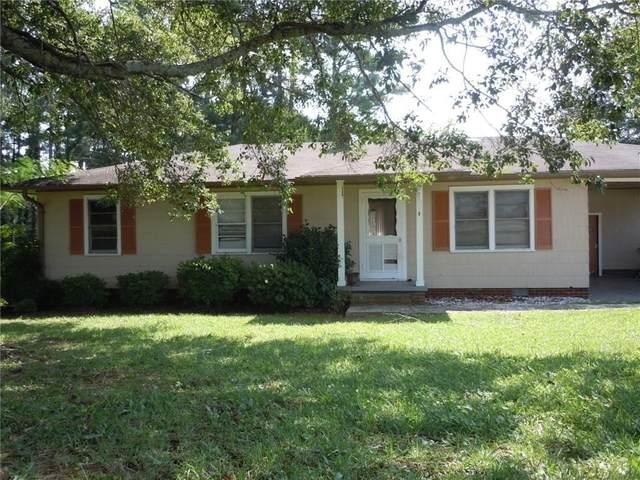1428 S Walnut Street, Seneca, SC 29678 (MLS #20235435) :: Les Walden Real Estate
