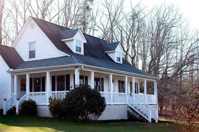 102 Pine Mountain Drive, Easley, SC 29640 (MLS #20235456) :: Les Walden Real Estate