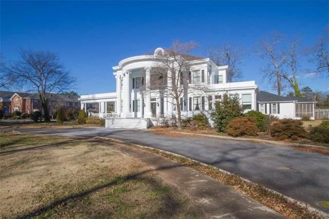608 Boulevard, Anderson, SC 29621 (MLS #20235458) :: Les Walden Real Estate