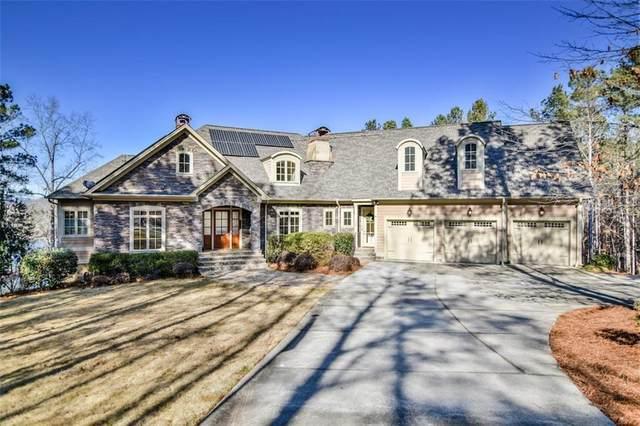 108 Cedar Bluff Court, Six Mile, SC 29682 (MLS #20235462) :: Lake Life Realty