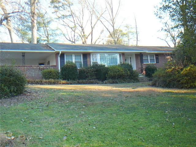 501 Timberlake Road, Anderson, SC 29625 (MLS #20235466) :: Les Walden Real Estate