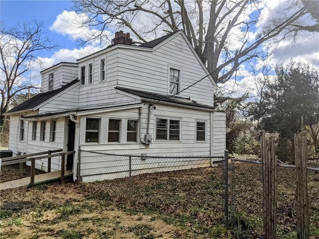 116 Riley Street, Anderson, SC 29624 (MLS #20235477) :: Les Walden Real Estate