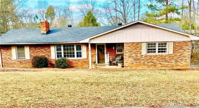 405 Brookhaven Drive, Anderson, SC 29624 (MLS #20235516) :: Les Walden Real Estate