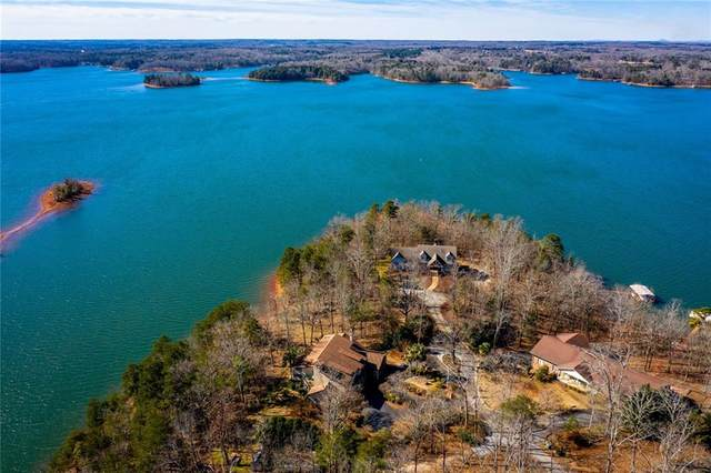 225 Sapphire Point, Anderson, SC 29626 (MLS #20235537) :: Tri-County Properties at KW Lake Region