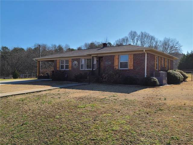 114 1st Street, Central, SC 29630 (MLS #20235541) :: The Powell Group