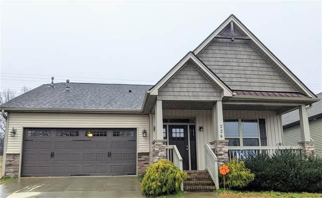 224 Terrace View Way, Seneca, SC 29678 (#20235543) :: Expert Real Estate Team