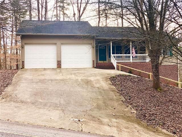 207 N Hogan Drive, Westminster, SC 29693 (MLS #20235551) :: Tri-County Properties at KW Lake Region