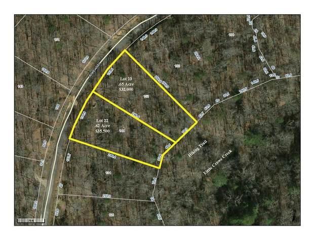 152 Julie Way, Pickens, SC 29671 (MLS #20235553) :: Les Walden Real Estate
