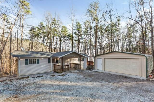 211 Arrington Drive, Fair Play, SC 29643 (MLS #20235566) :: Lake Life Realty
