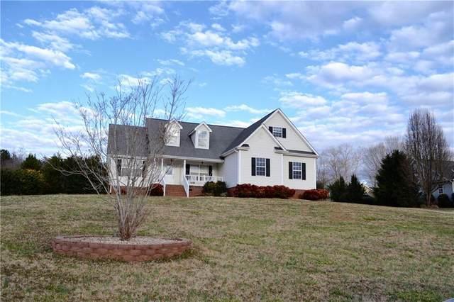 216 Saddlebrook Avenue, Pickens, SC 29671 (MLS #20235589) :: Les Walden Real Estate