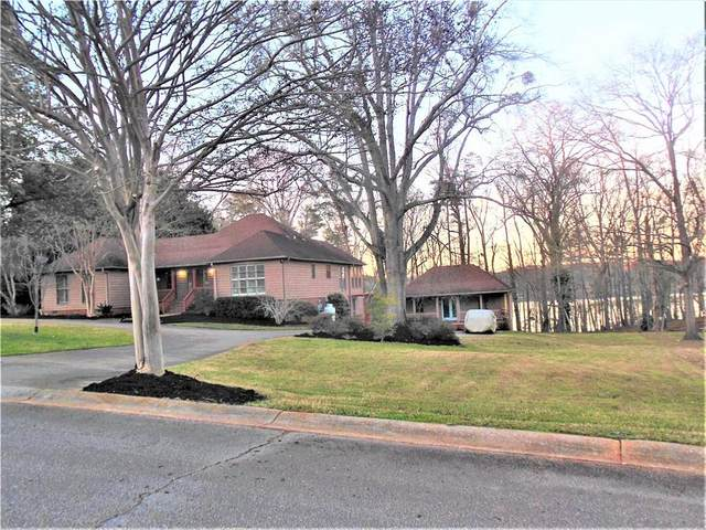 104 Streater Lane, Anderson, SC 29625 (#20235593) :: DeYoung & Company