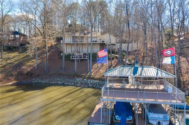 1472 Coneross Point Drive, Seneca, SC 29678 (MLS #20235626) :: Lake Life Realty