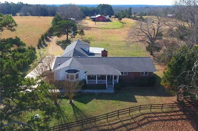 536 Acker Road, Belton, SC 29627 (MLS #20235627) :: Lake Life Realty