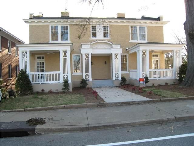 328 S Spring Street, Spartanburg, SC 29306 (MLS #20235646) :: Prime Realty