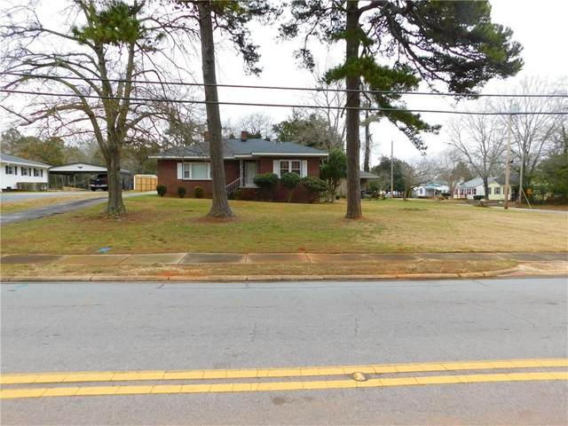 103 Marshall Avenue, Abbeville, SC 29620 (MLS #20235665) :: Lake Life Realty