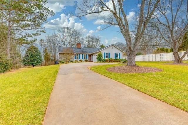 245 Andover Turn, Easley, SC 29642 (MLS #20235670) :: Les Walden Real Estate