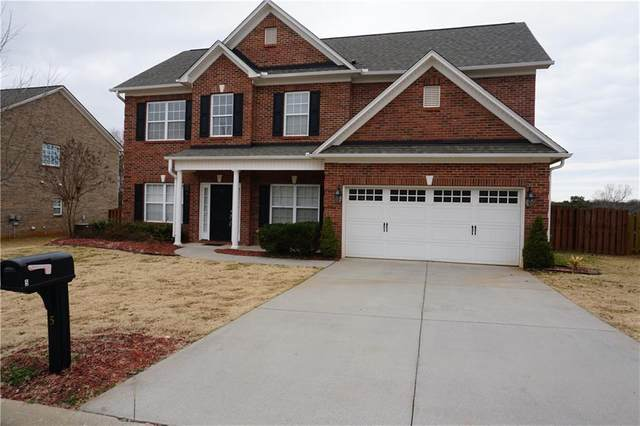 5 Fawn Hill Drive, Anderson, SC 29621 (#20235693) :: Expert Real Estate Team