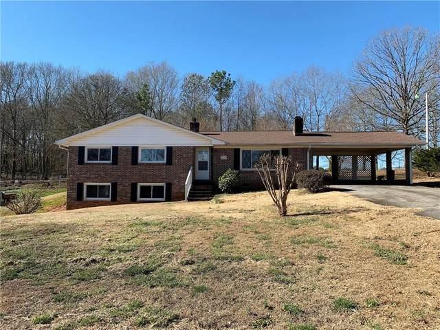 512 Andrew Pickens Drive, Seneca, SC 29678 (MLS #20235723) :: Les Walden Real Estate