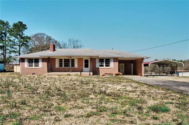 3048 Standridge Road, Anderson, SC 29625 (MLS #20235736) :: Les Walden Real Estate