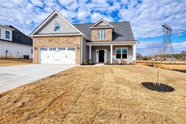 105 Carolina Drive, Piedmont, SC 29673 (MLS #20235752) :: Les Walden Real Estate