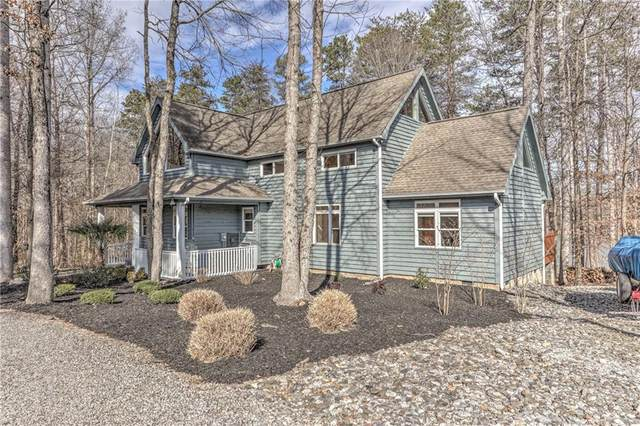 133 Moonlight Drive, Fair Play, SC 29643 (MLS #20235755) :: Tri-County Properties at KW Lake Region