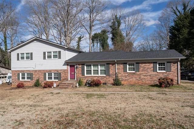 109 Northway Drive, Easley, SC 29642 (MLS #20235757) :: Les Walden Real Estate