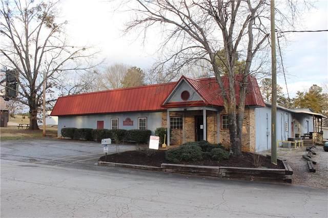 121 Halpers Drive, Seneca, SC 29678 (MLS #20235770) :: Les Walden Real Estate