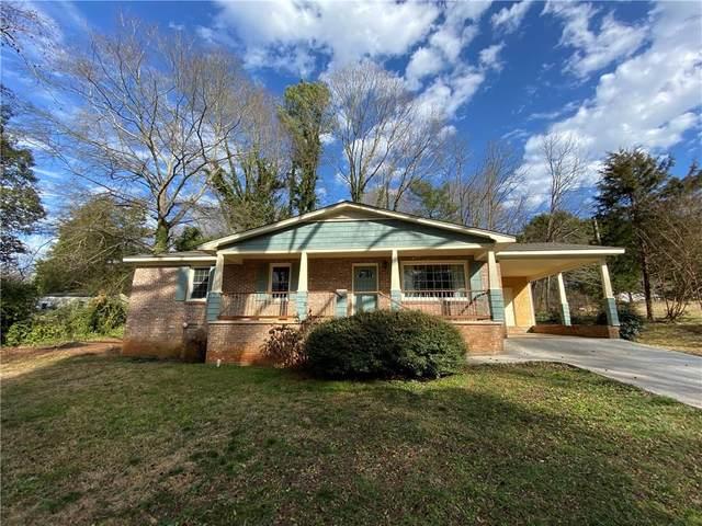 123 Floy Drive, Seneca, SC 29678 (MLS #20235789) :: Les Walden Real Estate