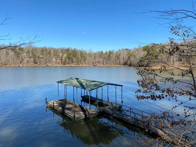 0 Moonlight Bay, Fair Play, SC 29643 (MLS #20235796) :: Tri-County Properties at KW Lake Region