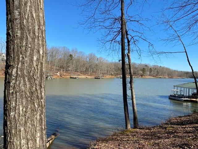 0 Grand Overlook Drive, Seneca, SC 29678 (MLS #20235800) :: Tri-County Properties at KW Lake Region