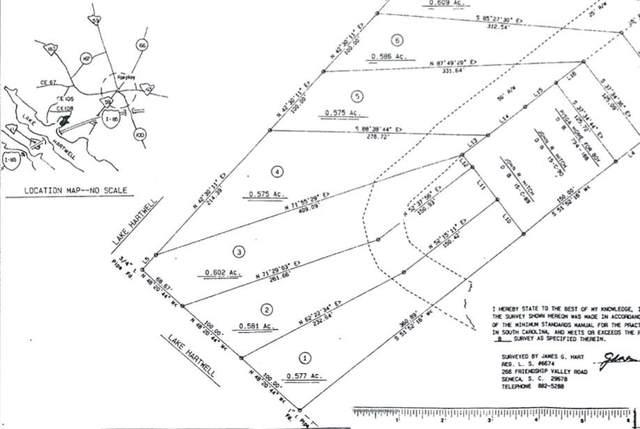 00 E Lakeshore Drive, Fair Play, SC 29643 (#20235822) :: DeYoung & Company