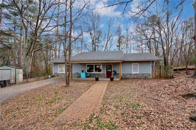 2108 River Road, Piedmont, SC 29673 (MLS #20235858) :: The Powell Group
