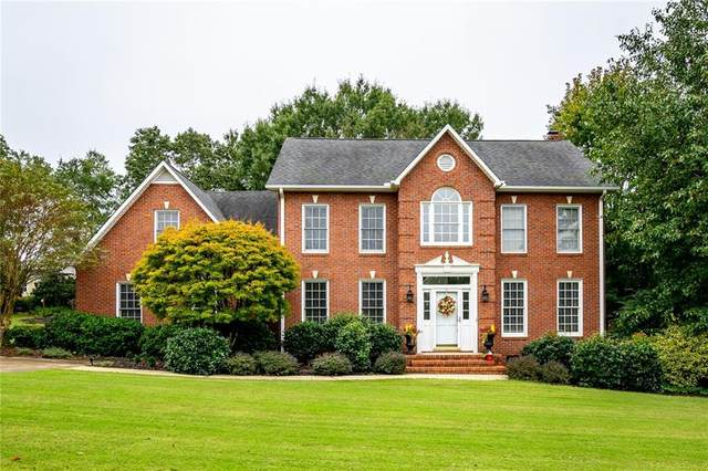 500 Oakmont Drive, Anderson, SC 29621 (MLS #20235861) :: Les Walden Real Estate