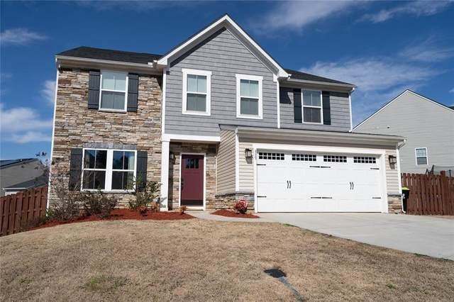 315 Vicksburg Drive, Piedmont, SC 29673 (MLS #20235864) :: Les Walden Real Estate