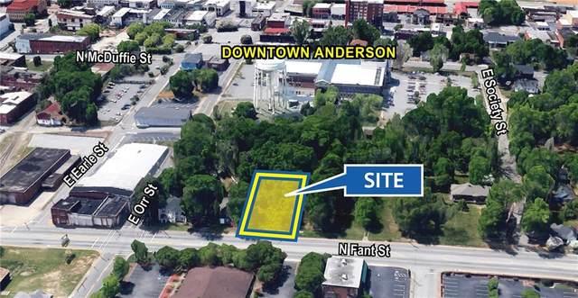 00 N Fant Street, Anderson, SC 29621 (MLS #20235867) :: Tri-County Properties at KW Lake Region