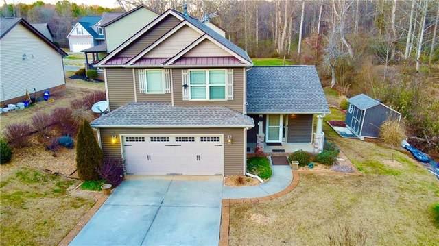 405 Brenley Lane, Easley, SC 29642 (MLS #20235906) :: Tri-County Properties at KW Lake Region