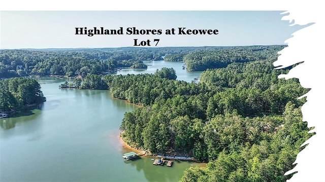 Lot 7 Highland Shores Drive, Salem, SC 29676 (MLS #20235917) :: The Powell Group